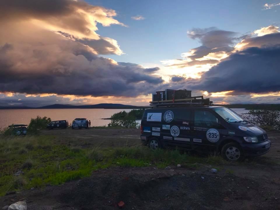 Unser Rallye-BENZ